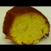 Лимонный пирог (кекс)