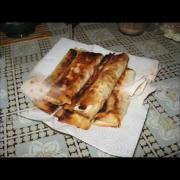 Блины из ЛАВАША закусочные.
